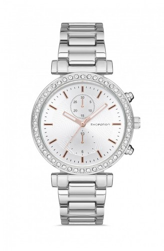Silbergrau Uhren 8902712040188