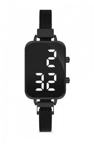 Schwarz Uhren 8902712040294