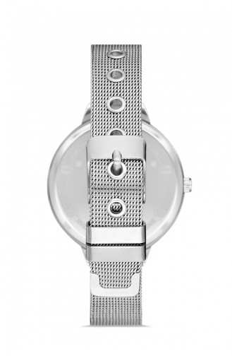 Silbergrau Uhren 8902712040386