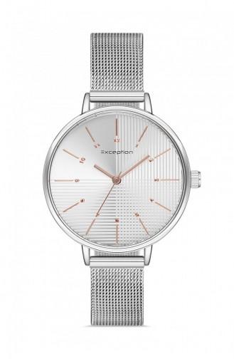 Silbergrau Uhren 8902712040478