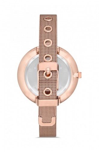 Rosa Haut Uhren 8902712040614