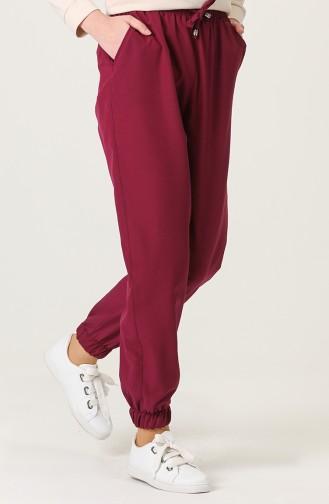 Plum Pants 0191-01