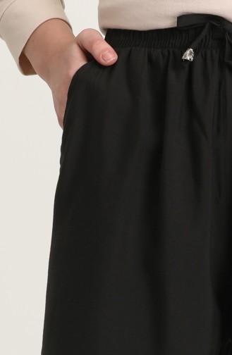 Cepli Jogger Pantolon 0191-02 Siyah