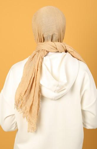 شال بيج فاتح 19060-23