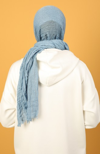 شال أزرق جينز 19060-24