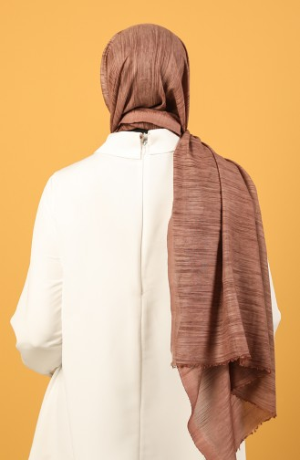 Cinnamon Color Shawl 1004-05