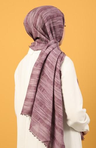 Violet Shawl 1004-07