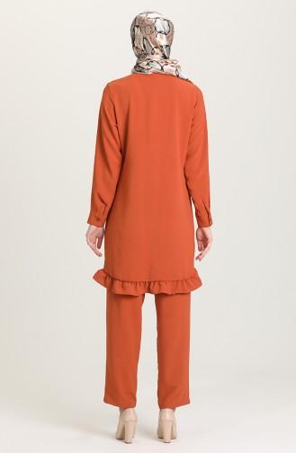 Tan Suit 2428A-04