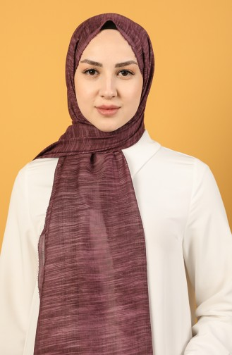 Dark Purple Sjaal 1004-21