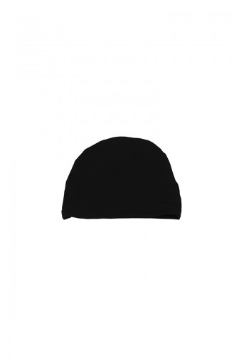 Black Swimsuit Hijab 21801-01