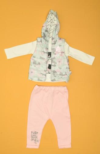 Ensembles Bébé et Enfant Poudre 79817-01