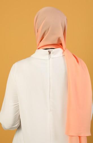 Châle Rose Orange pâle 13176-31