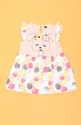 Robe Bébé et Enfant Poudre 80945-01