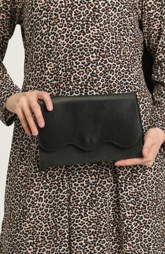 حقيبة كتف أسود 0026-01