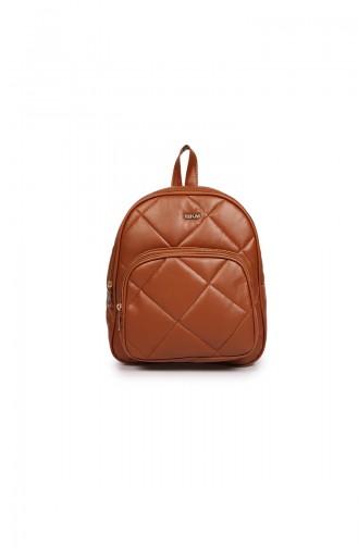Tan Backpack 234Z-04