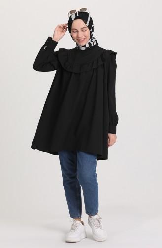 Tunique Noir 1515-04