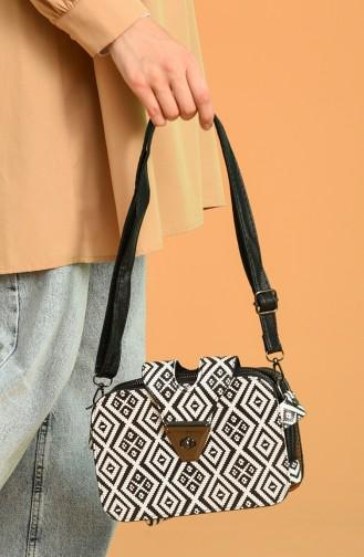 حقيبة كتف أسود 0025-03