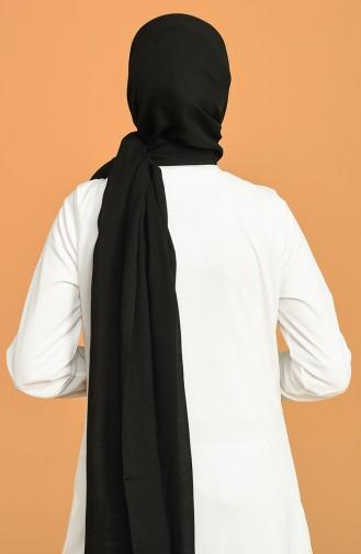 Black Sjaal 15261-01