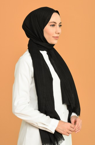 Black Sjaal 8002-A11