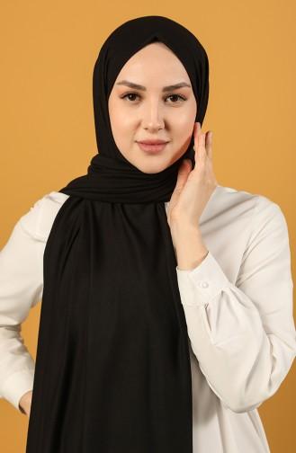 شال أسود 5233-01
