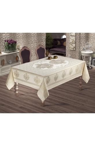 Textile de Maison Crème 271476-01
