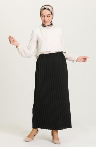 Black Skirt 5635-01