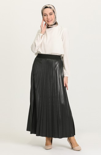 Black Skirt 5636-01