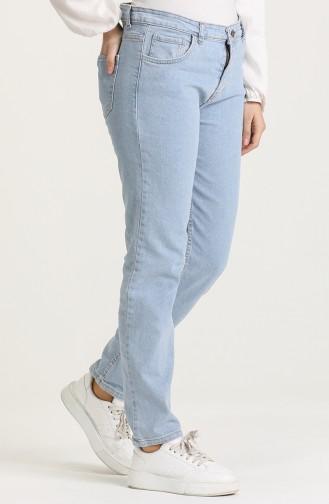 Light Blue Pants 7510-04