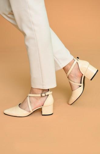 أحذية الكعب العالي لون البشرة 7-1-07