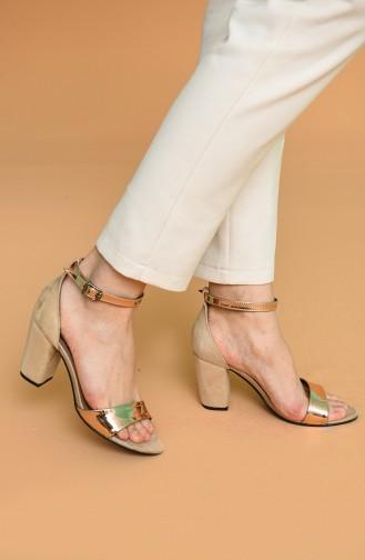 أحذية الكعب العالي لون البشرة 11-13-05