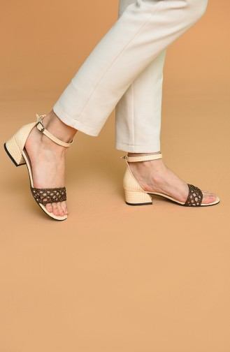 أحذية الكعب العالي لون البشرة 5-1-01
