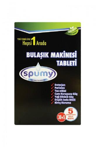 Spumy Bulaşık Makine Tableti