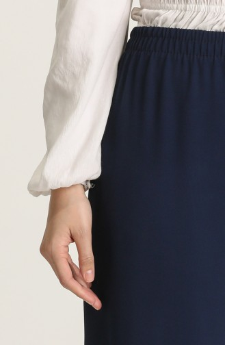 Pantalon Bleu Marine 4110-10