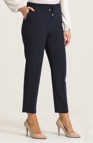 Pantalon Bleu Marine 0941-05