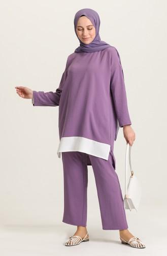 Violet Suit 1010121-08