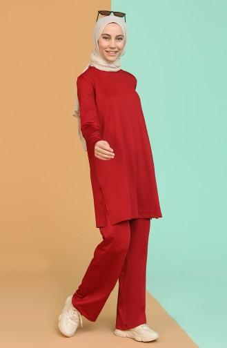 Claret red Sets 1001-02