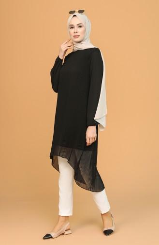 Tunique Noir 4214-01