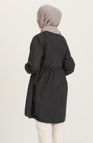Tunique Noir 21Y8220-09