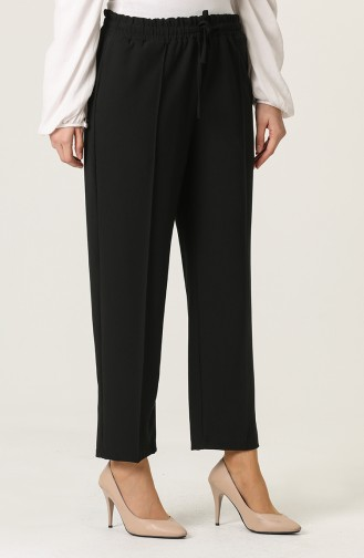 Pantalon Noir 5372-03
