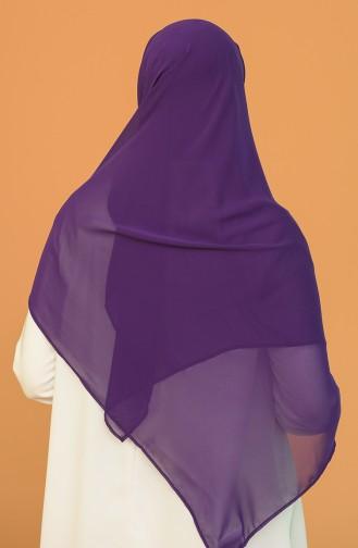 Purple Ready to Wear Turban 0016-20