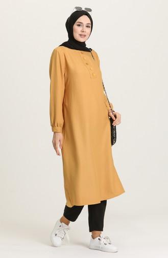 Mustard Tuniek 21Y8250A-09