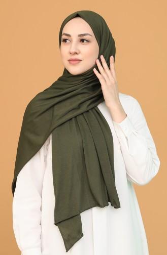Khaki Shawl 90119-10