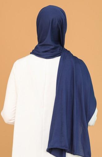 شال أزرق كحلي 90119-12