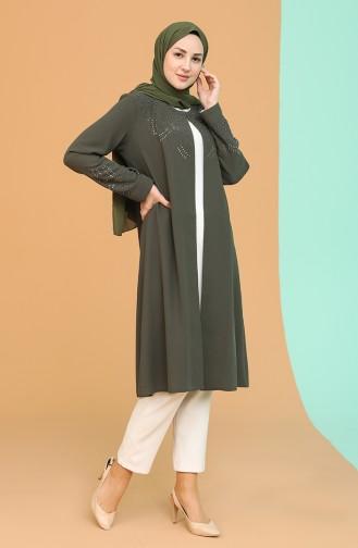 Khaki Suit 1670-01