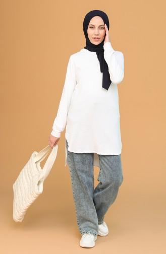White Tunics 1629-09