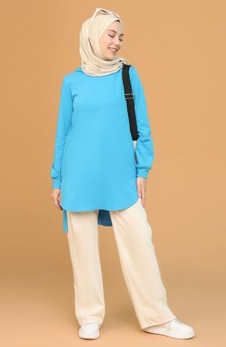 Tunique Bleu 1629-13