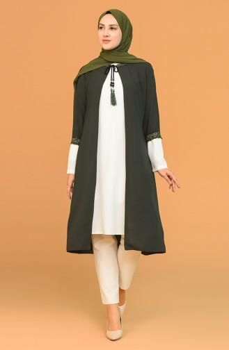 Khaki Suit 1656-03