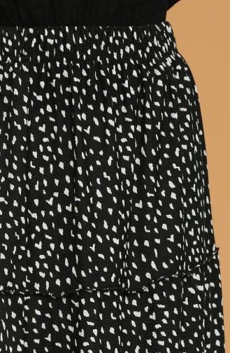 Black Skirt 8324-01