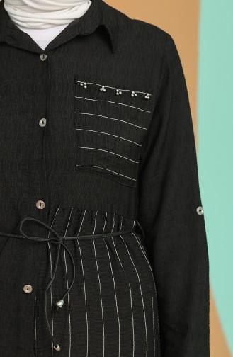Tunique Noir 9037-08