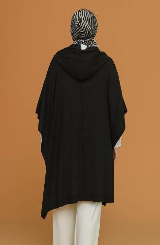 Ponchos Noir 4304-03